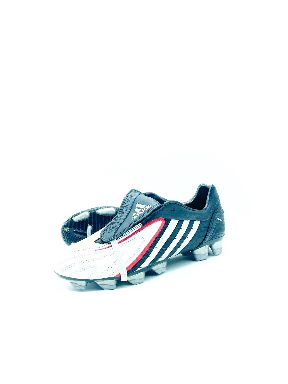 Image of Adidas Predator Abs FG black grey
