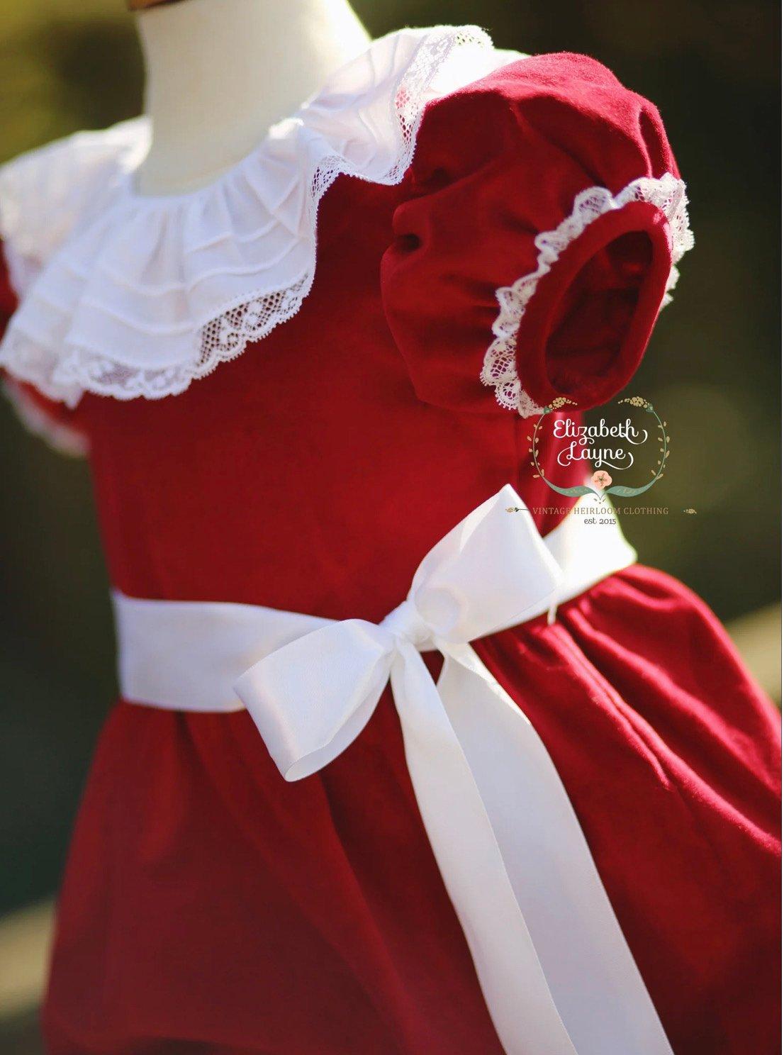 Image of Size 4 & Size 5 Scarlet Sadie Dress