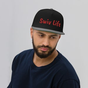Image of Swiv Life by Mr. B Snapback Cap