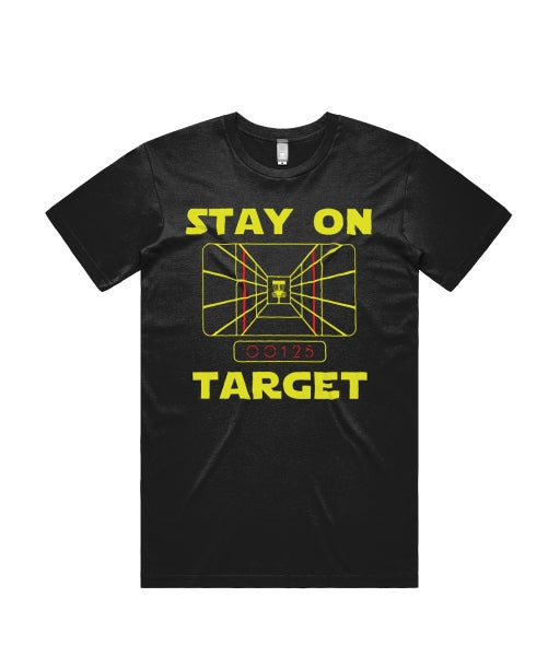 Image of Stay on Target