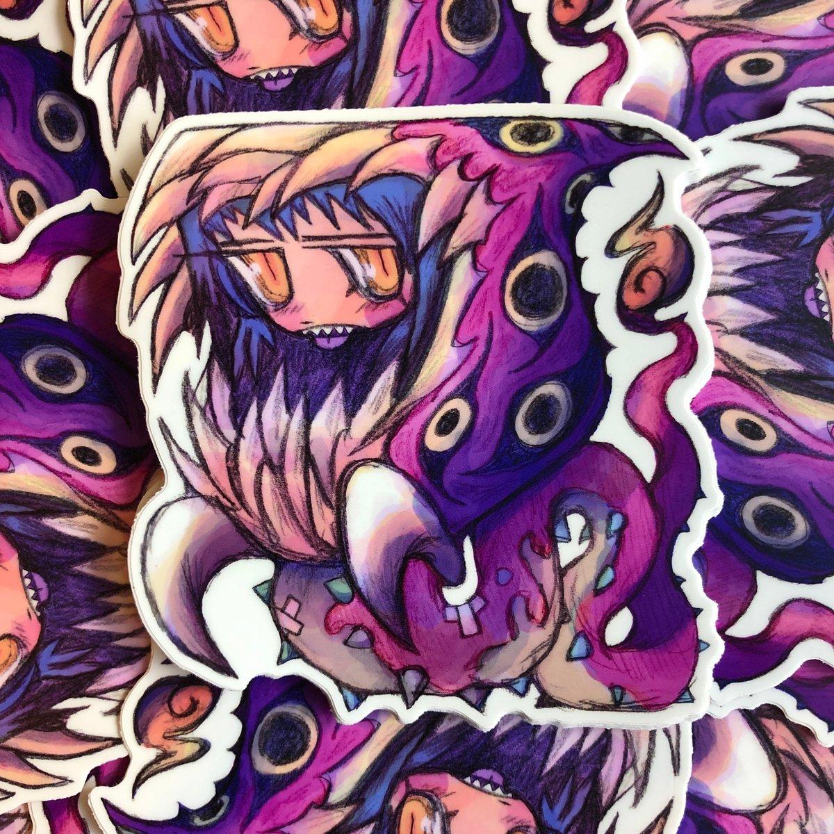 Image of VORE Sticker