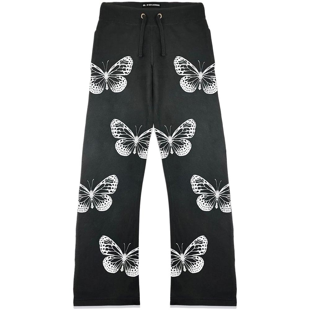 Image of Inhabitance Sweatpants (Black)