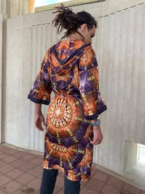 Introspective Projections - Elevate Temple Remix Kimono (LE 100)
