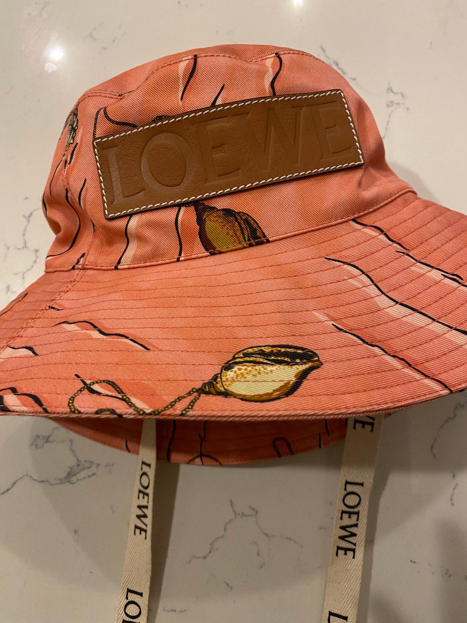 Image of LOEWE FISHERMAN HAT