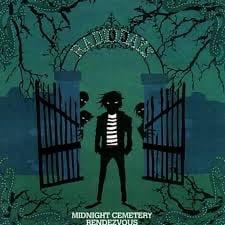 Image of Radio Days - Midnight Cemetary Rendezvous Lp