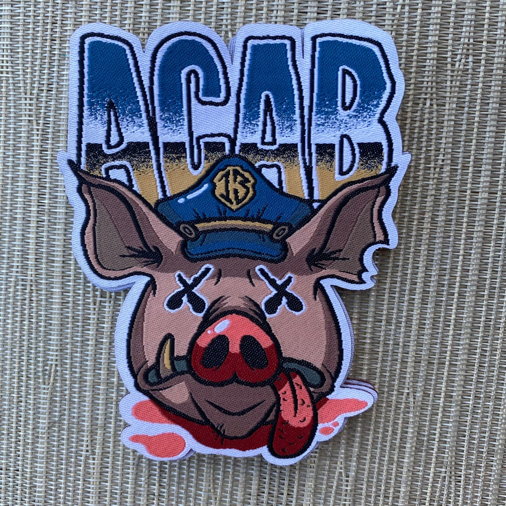 Image of ACAB patch