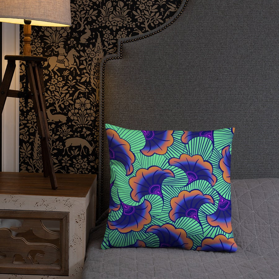 Image of Soulful Artistry Designer Pillows