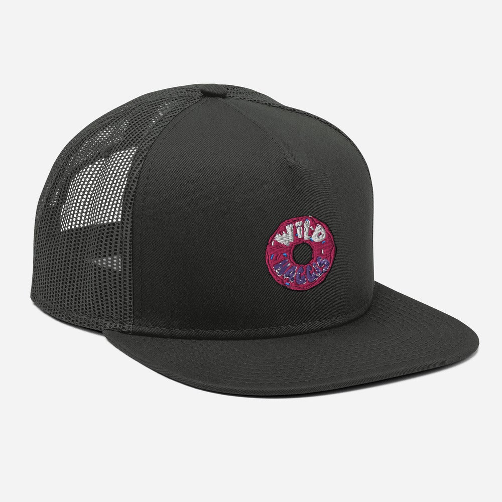 """""""All The Donuts In The World"""" Mesh Back Snapback"""
