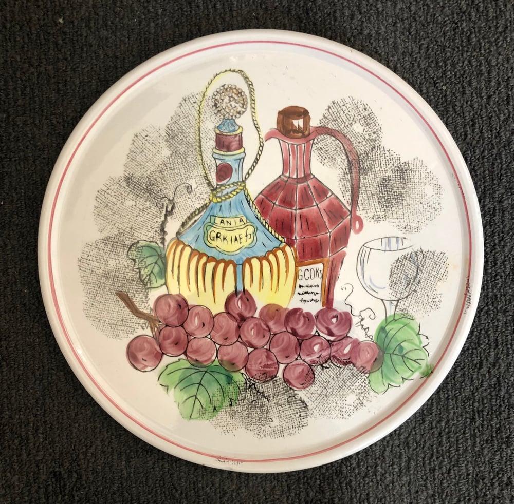 Image of Ceramic Platter