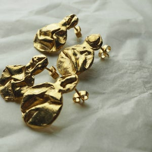 22ct Gold Vermeil LIMITED EDITION Earrings