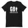 G.B.I. Logo Tee (White Letters)