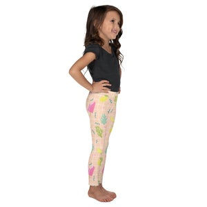 Image of Cher's Favorite Ice Cream Kid's Leggings