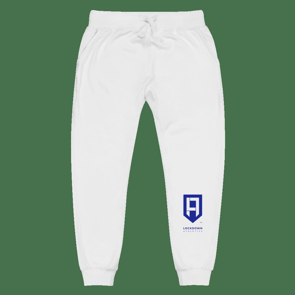 Image of Blue Shield Unisex Fleece Sweatpants