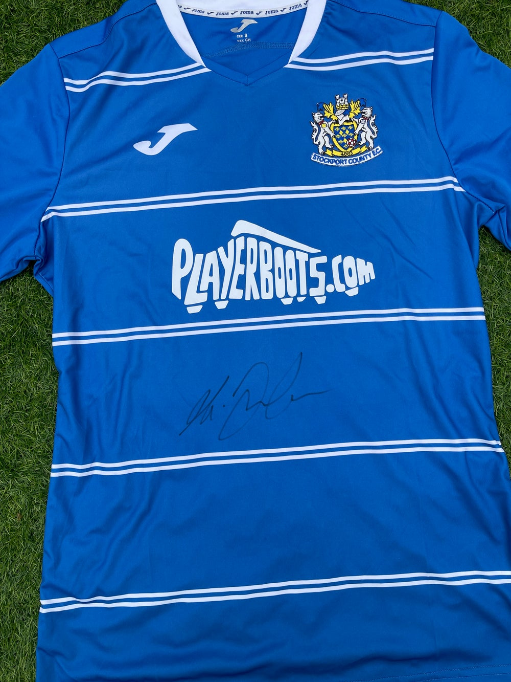 Player Issue 2015/16 Joma Home Shirt