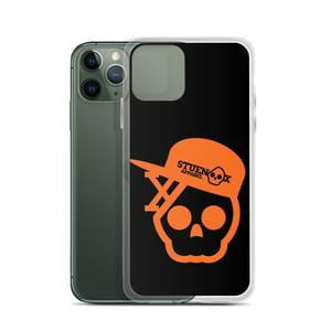 Image of Pumpkin Orange iPhone Case