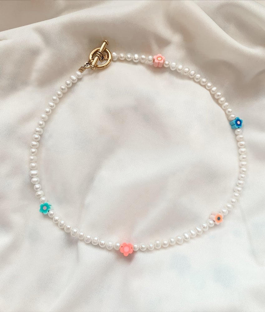 Image of Daisy Fields Necklace