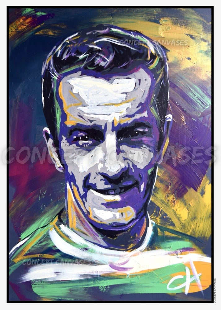 Image of 'Chalmers' A3 Print