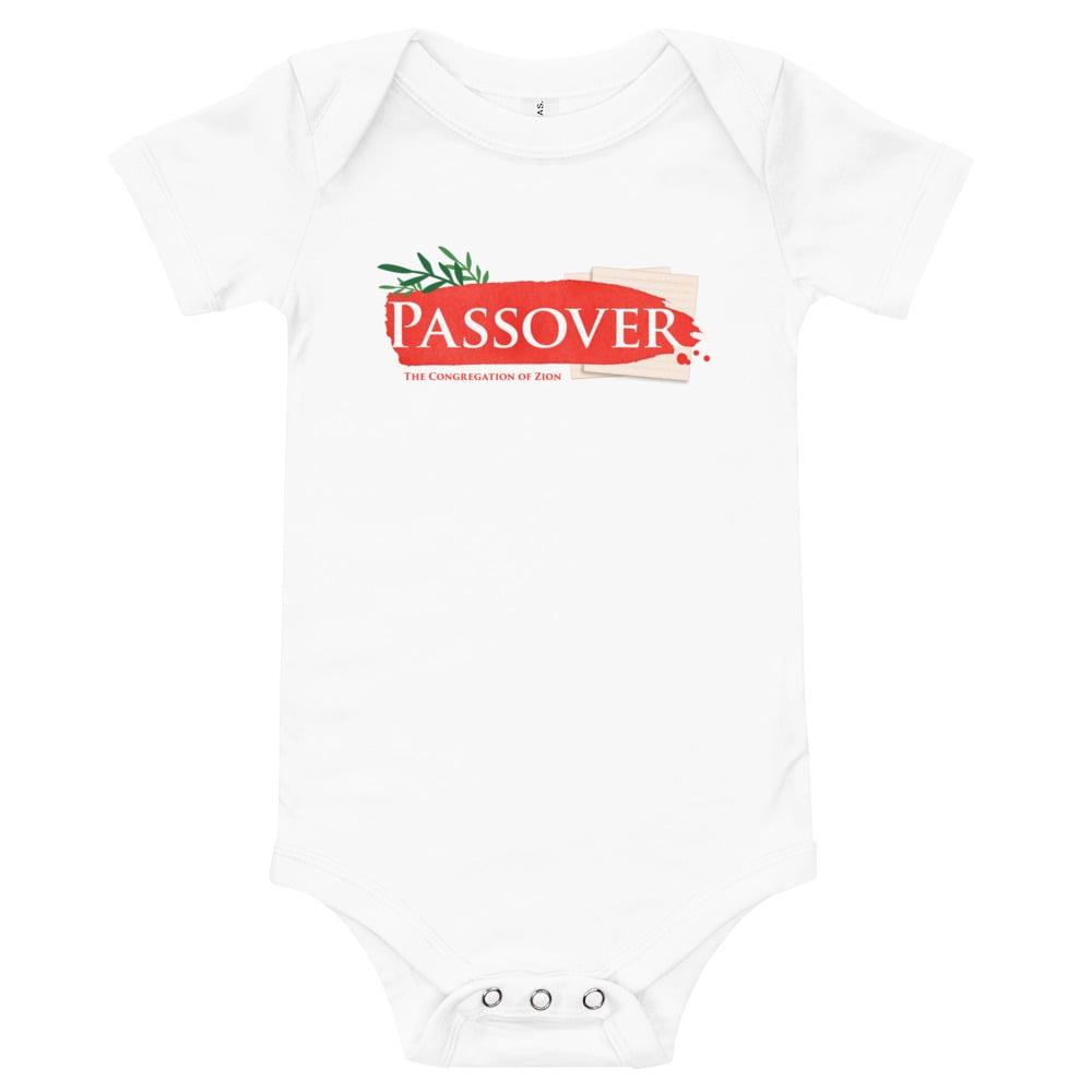 Image of Passover Baby Onesie