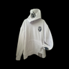 WHITE Heart Hoodie  one size JP & RL collaboration  2021