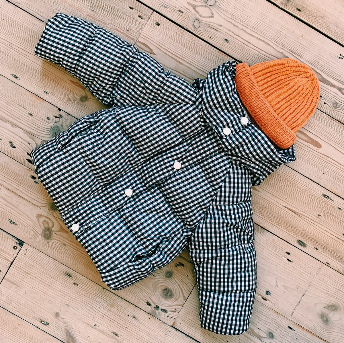 Image of THE MAX PUFFER COAT - PRE ORDER