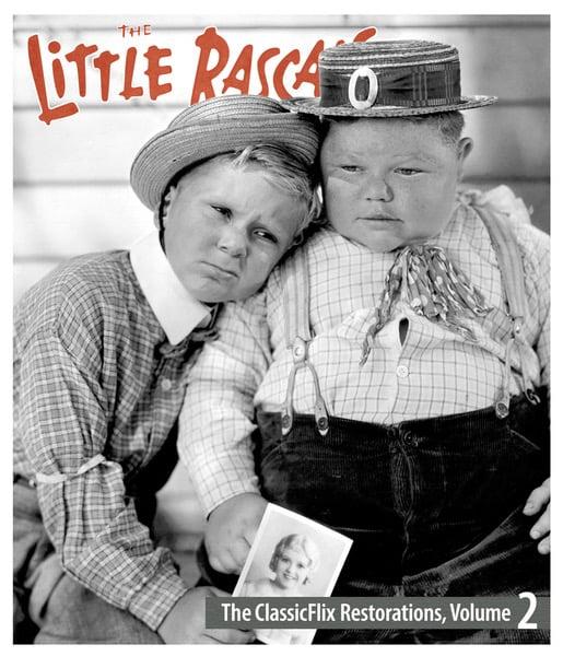 The Little Rascals Blu Rays