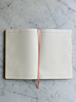 Image of Wiltshire Olive Notebook