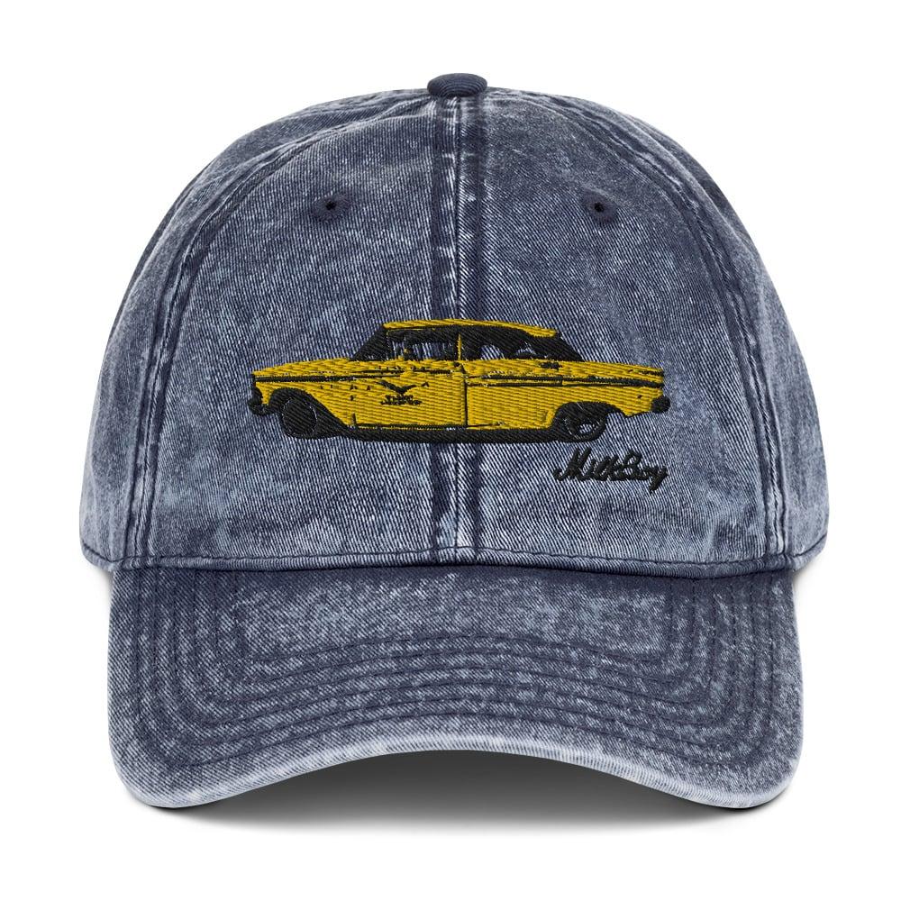 Image of Vintage Cotton Twill Cap