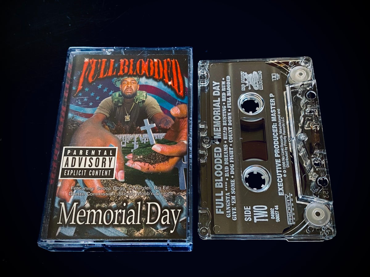 """Image of FULL BLOODED """"Memorial Day"""""""