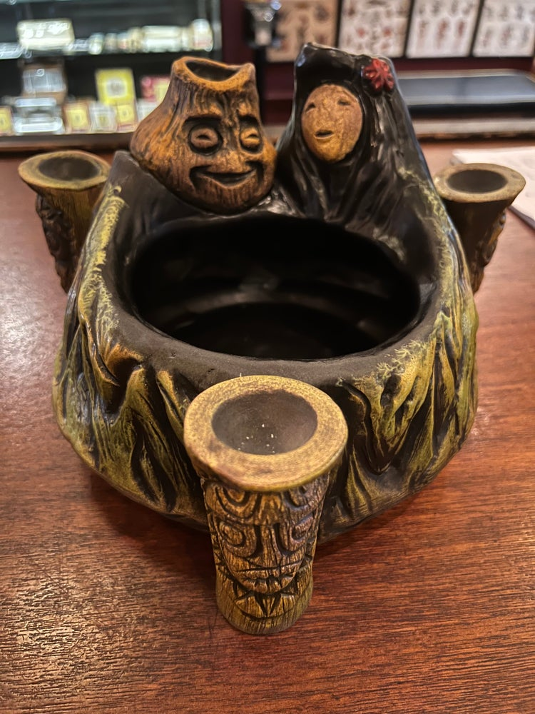 """Image of Raffle to win the """"I Lava You"""" Bowl 02/150"""