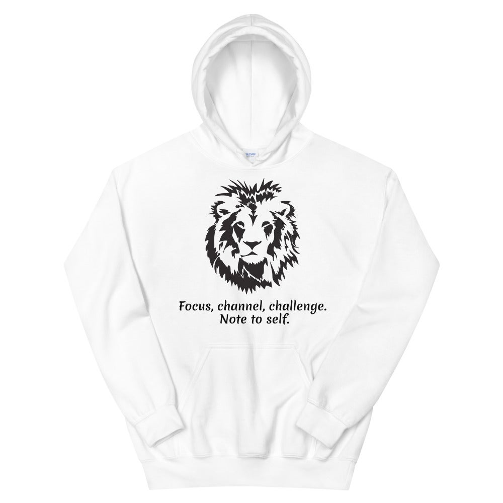 Image of Focus Animal Ambition Collection Unisex Hoodie