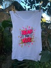 Read The Vibe Tank Top