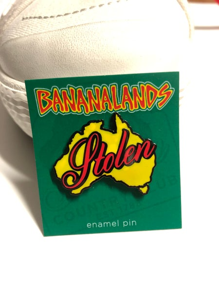 Image of Stolen Country Club enamel pin