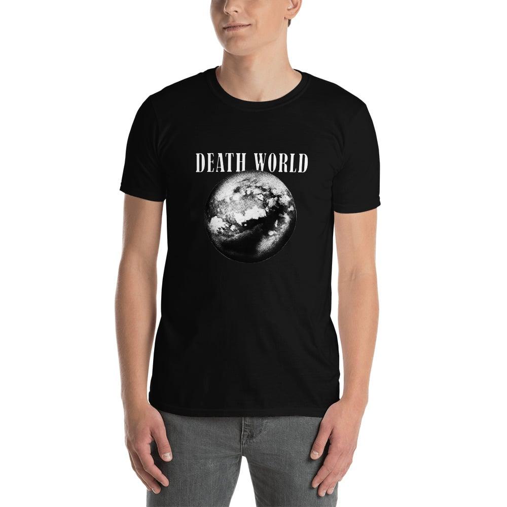 Image of Death World Black & White T-Shirt