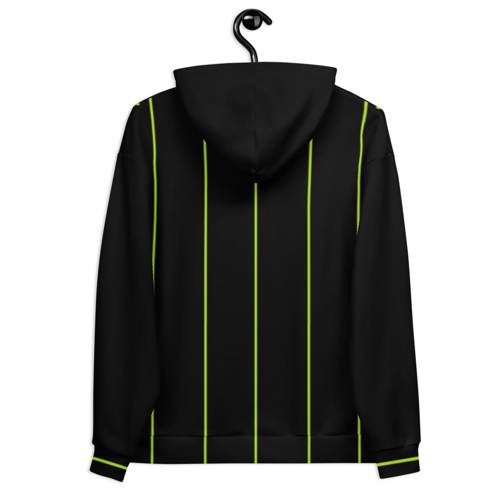 Image of Fine Lines All Over Hoodie