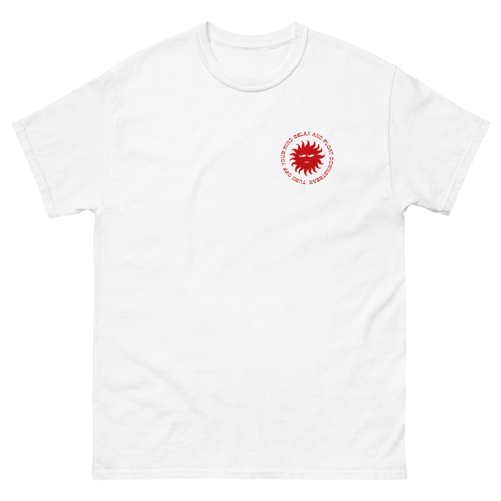 Image of Turn Off Your Mind/True Love Tee