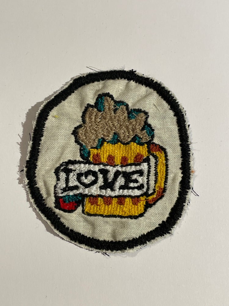 Image of Beer patch.