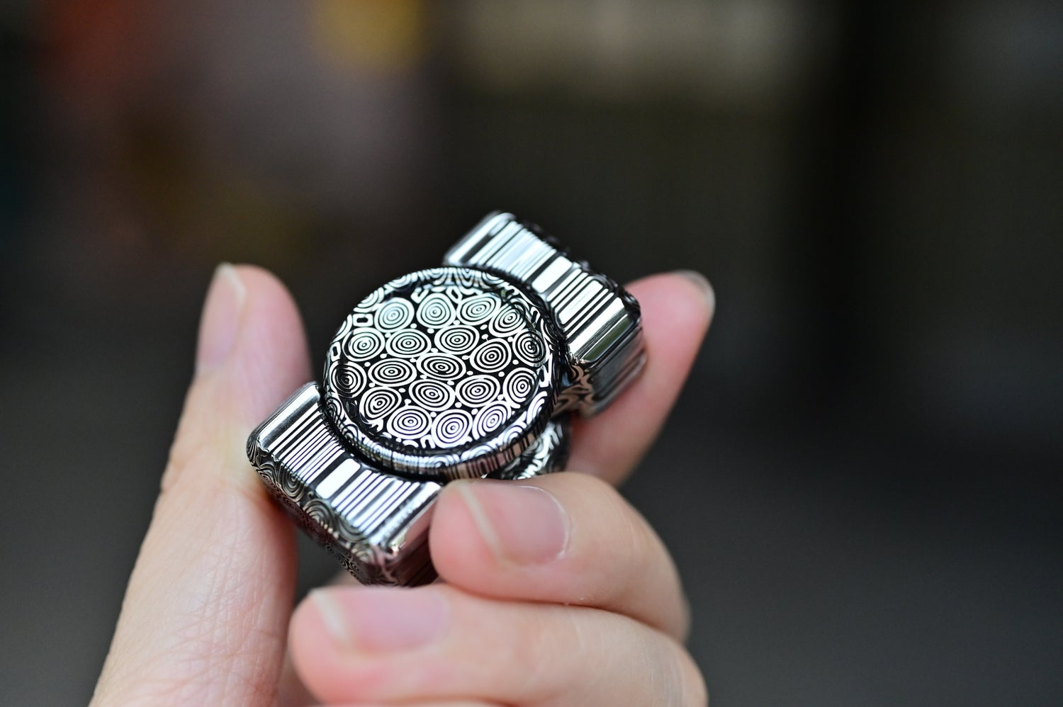 Image of Preorder for Dama and tungsten nano collision spinner for 1 week