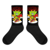 Pascal Halloween Socks