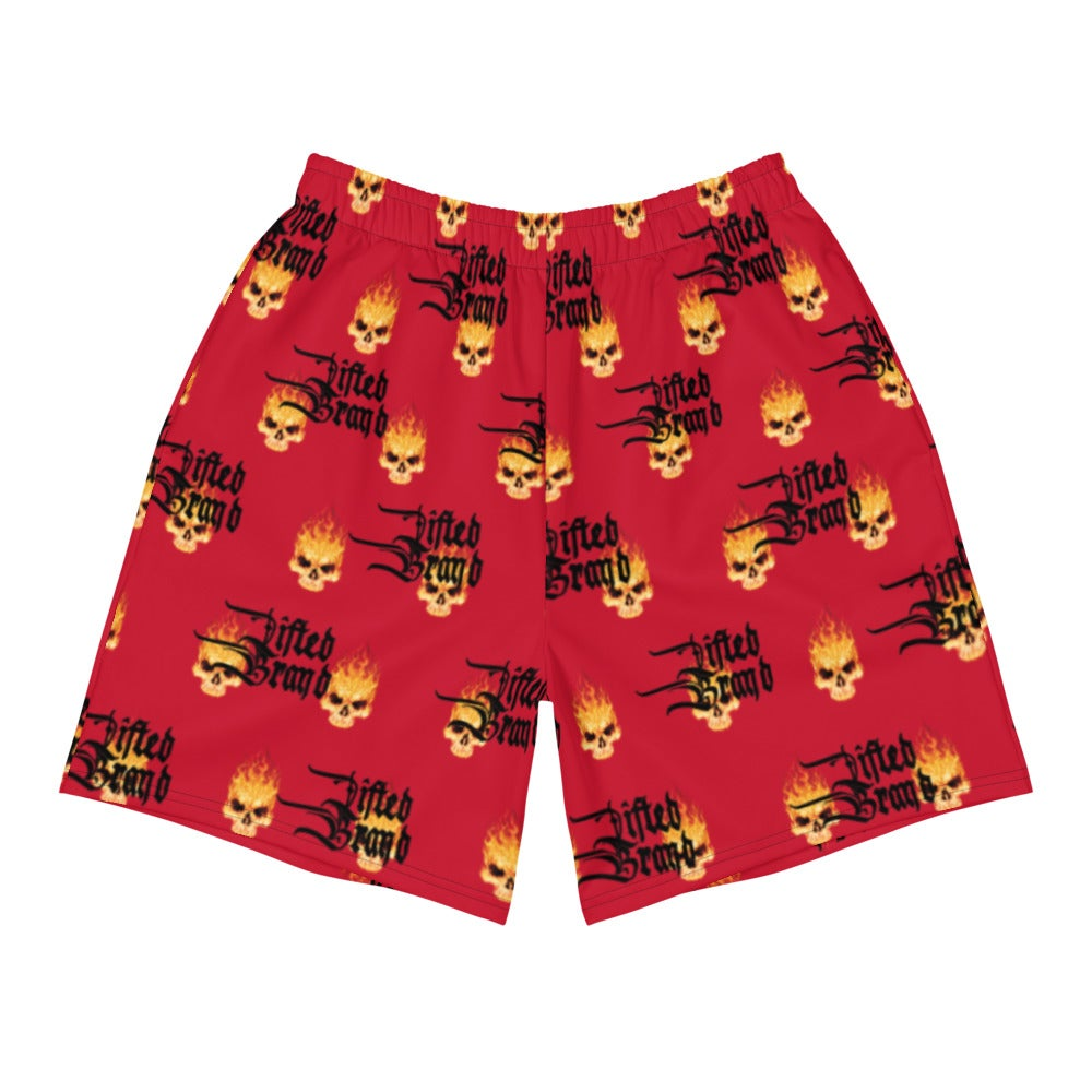 Image of RED FLAME SHORTS