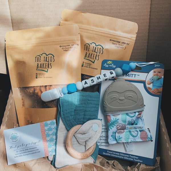 Image of Lactation Goodies Gift Set - The Trios Bakers