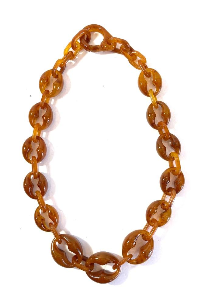 Image of Prada Necklace 6-1307