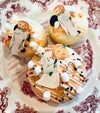 Ghost and Pumpkin Parade Edible Toppers