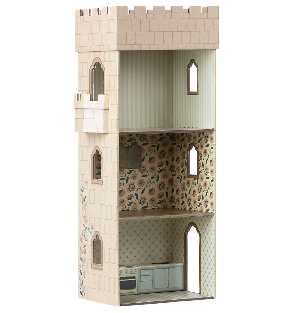 Image of Maileg - Castle With Kitchen (Pre-order)
