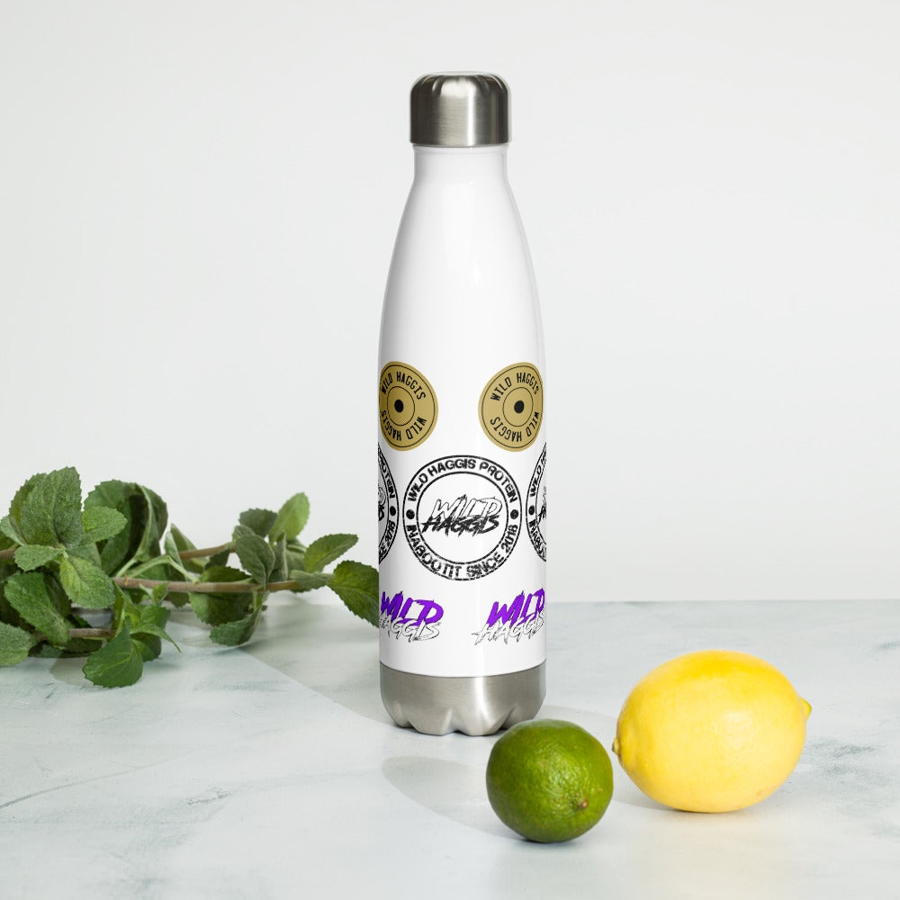 Aw the logos Stainless Steel Water Bottle