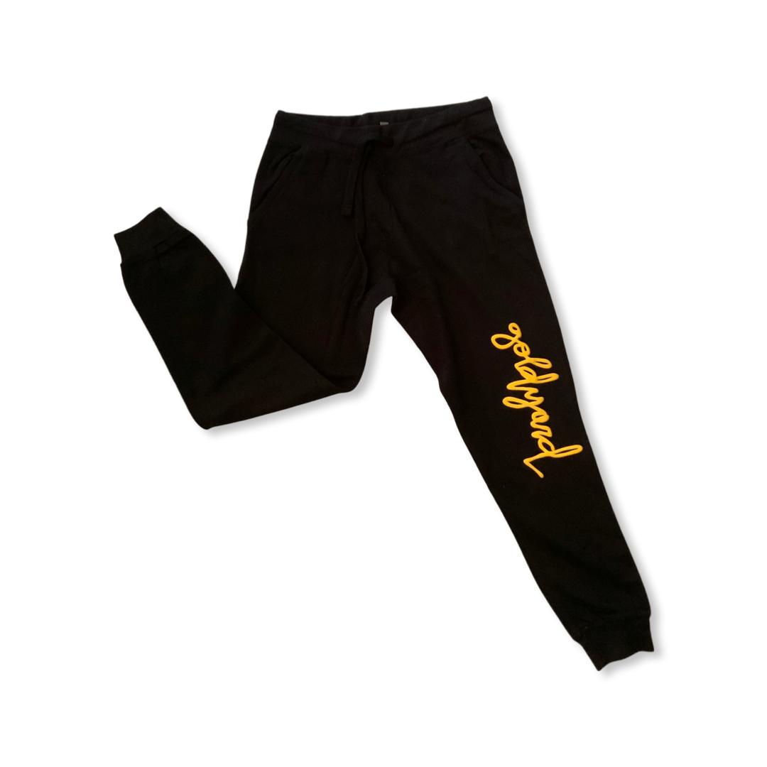 Image of Limited Edition Goldyard Logo Sweatpants