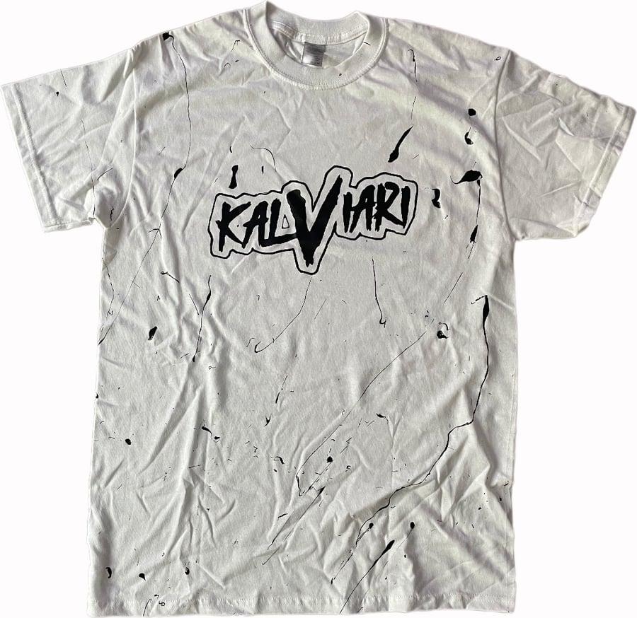Image of KALVIARI REVENGE SPLATT TSHIRT