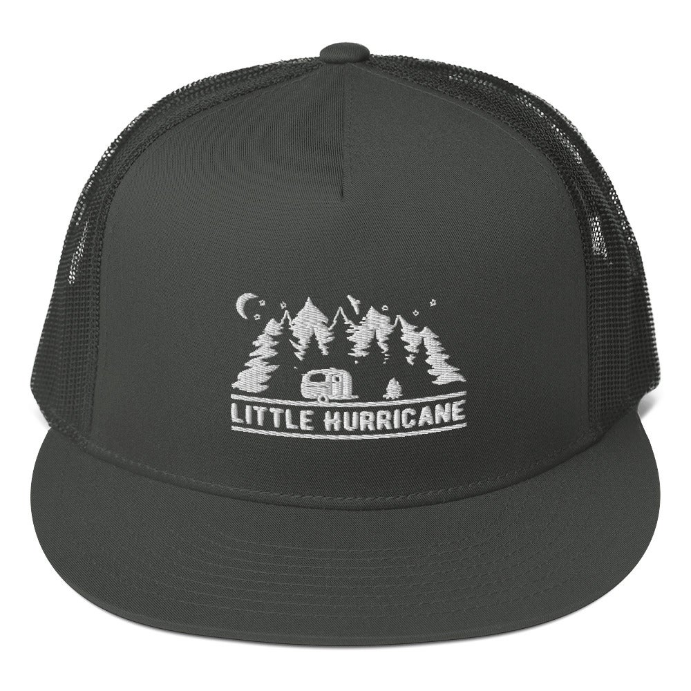 "Image of Little Hurricane ""Camp"" Mesh Back Snapback copy"