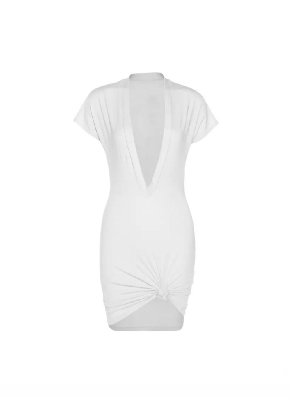 Image of All Me White   Dress