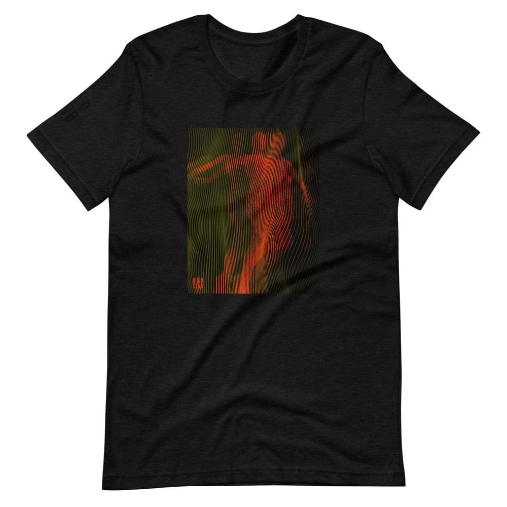 BAD CLVB - 'RED ANGEL' - Short-Sleeve Unisex T-Shirt
