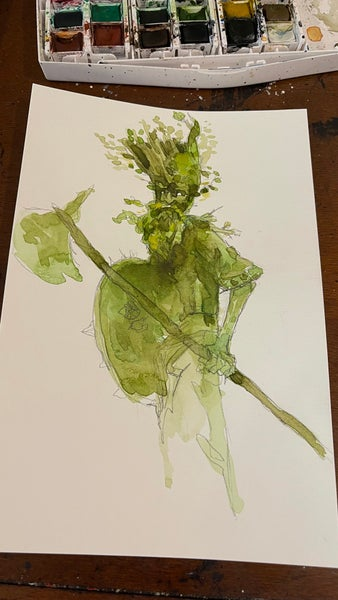 Image of The Green Knight